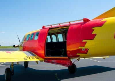 The PAC 750 XL Skydiving Plane, Newest Skydiving Aircraft in North Carolina